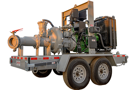 Rental equipment for oil and gas industrial and construction tiger 10 x 8 water transfer pump 325hp sciox Gallery