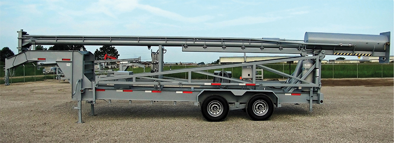 Tiger Safety Flare Trailer